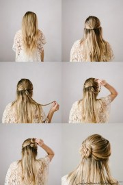 super easy hairstyles beginners