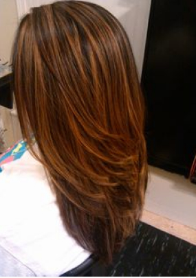 Hair Lowlights