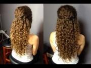 braided hairstyles thick hair