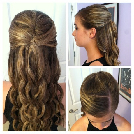 Best Cute Easy Hairstyles For Long Thick Hair Photos - Styles ...