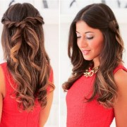 everyday hairstyles long curly