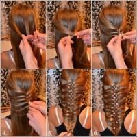 Hair braids for long thick hair