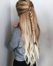 hairstyles long hair everyday