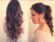 summer hairstyles long thick