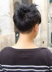 view of pixie haircuts
