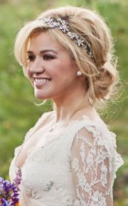 country style wedding hairstyles