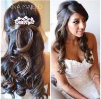 Hair designs for wedding day