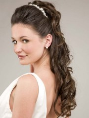 hairstyles long hair wedding