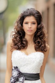hairstyles wedding day
