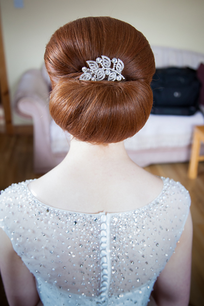 Upstyles for brides