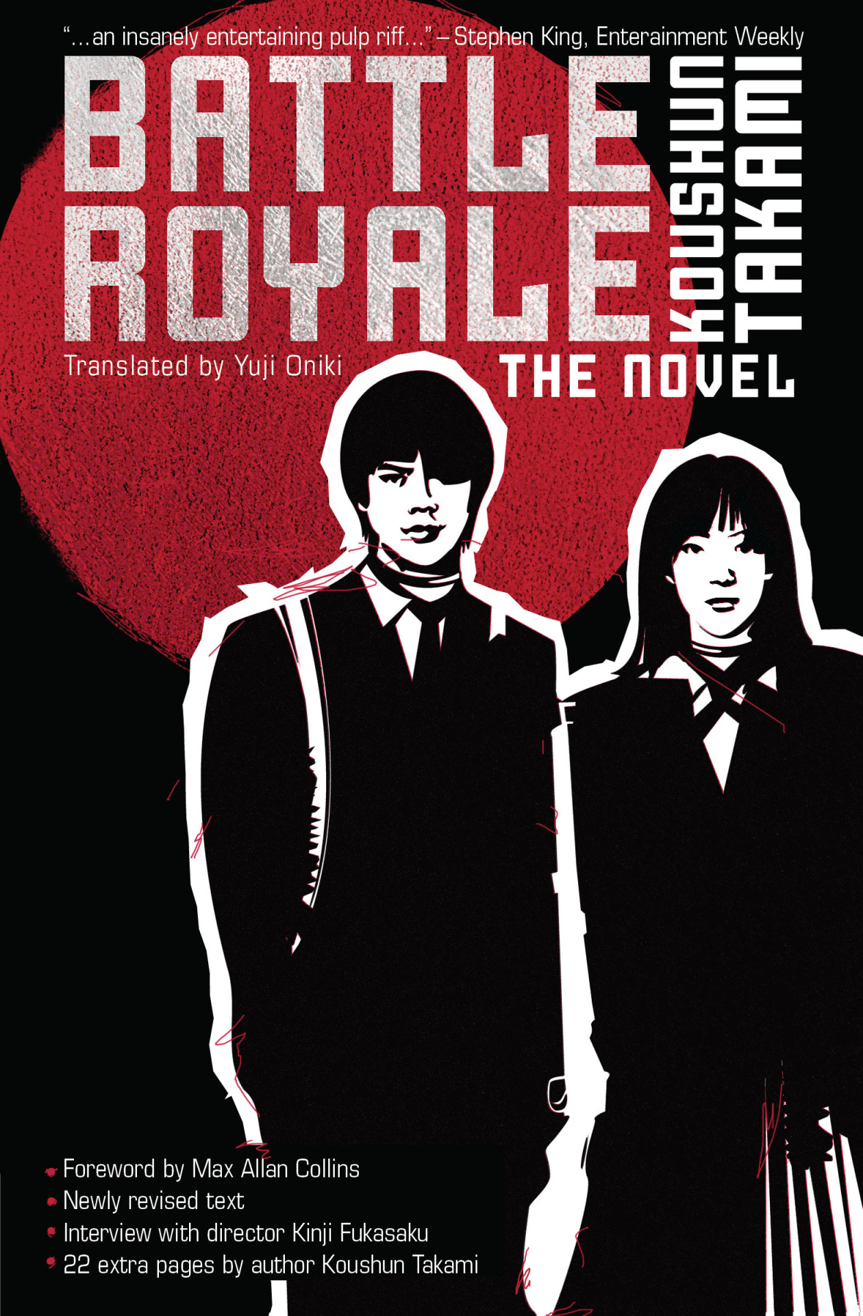 """Is """"Battle Royale"""" Worth the Read?"""