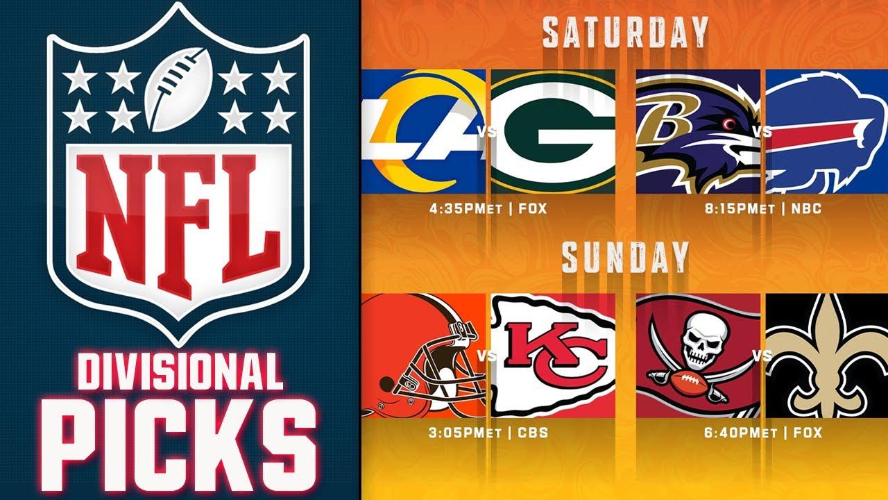 NFL Divisional Round Rundown