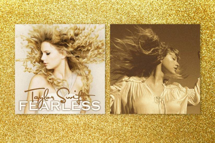 Ranking (and Comparing) Fearless (Taylor's Version)