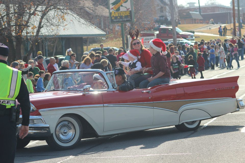 Goodlettsville Christmas Parade Pictures