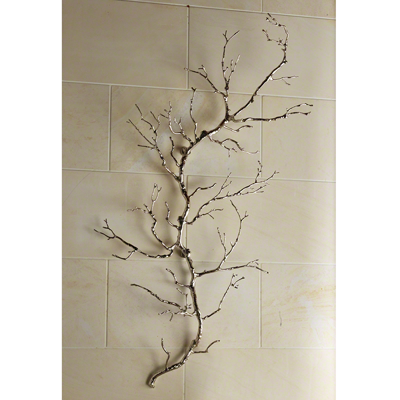 global views products twig wall art nickel
