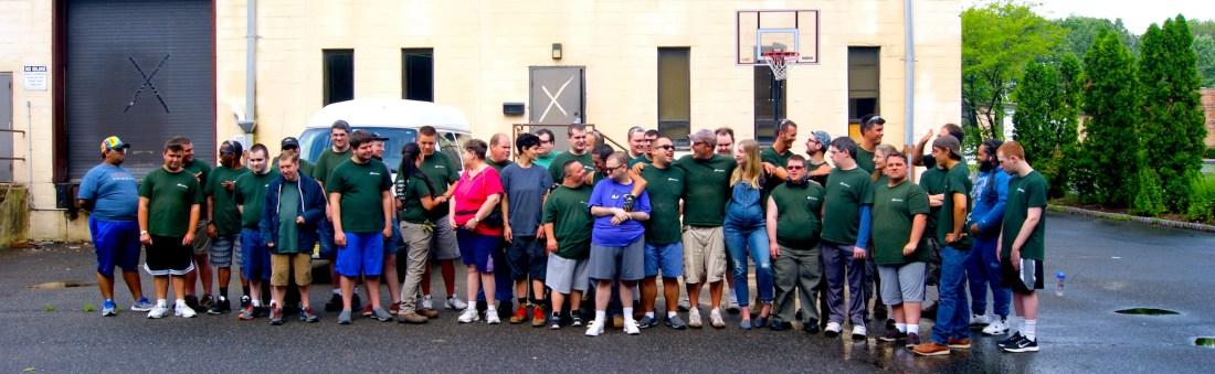 Green Vision Inc. Group Photo
