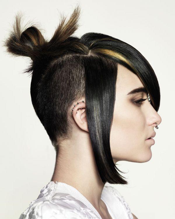 30 Modern Samurai Ponytail Hairstyles Hairstyles Ideas Walk The