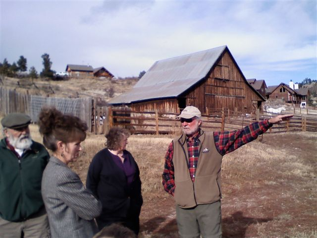 Batterson Barn and Homestead Tour by Judd