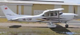 HB-CQP - Cessna C-182S Skylane