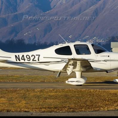 N4927 Cirrus SR22 TN G3 S/N 2594