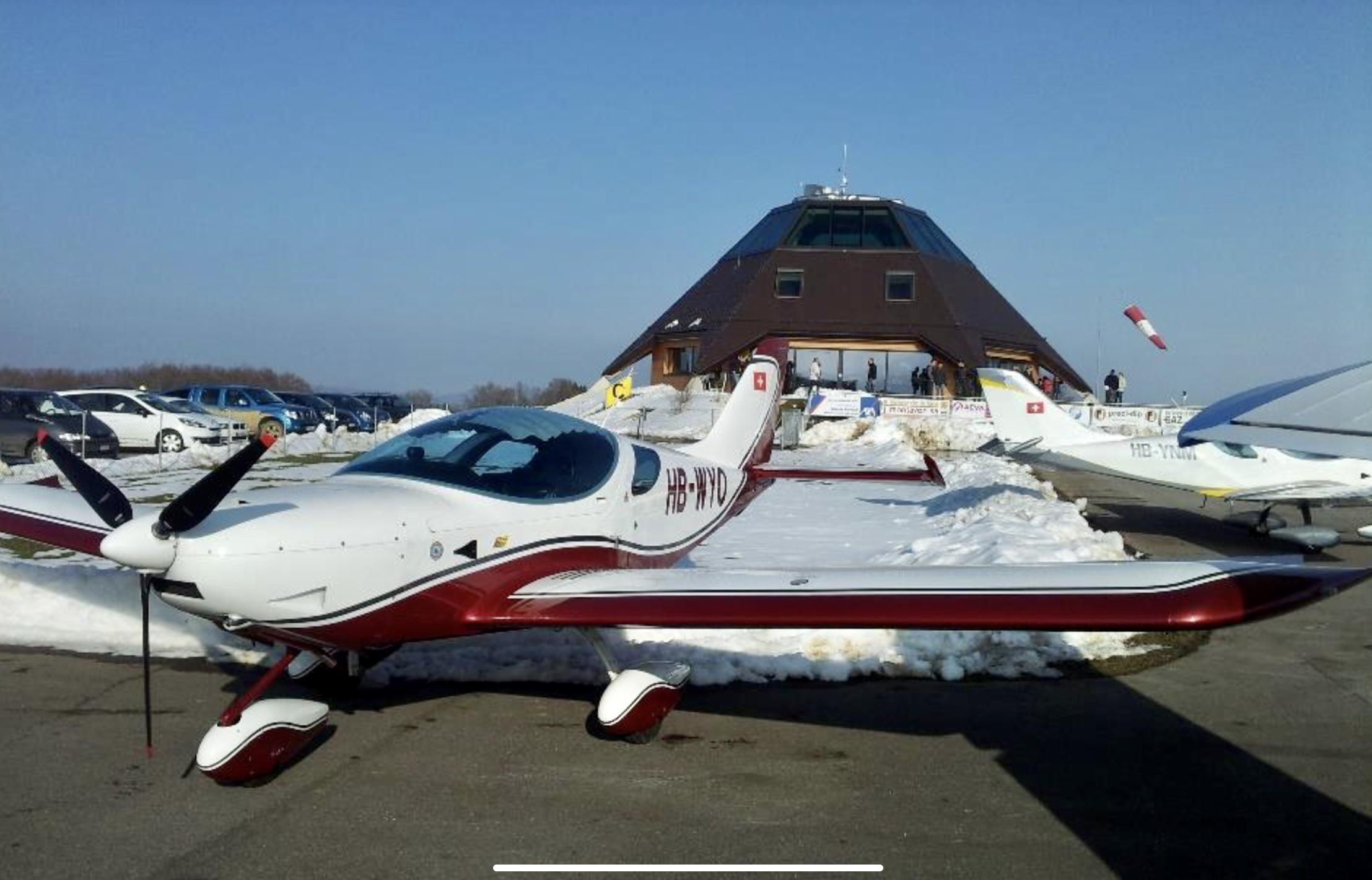 Fly-out Grenchen e Bressaucourt