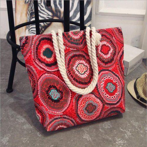 Fashion Folding Women Handbag