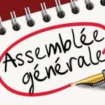 Assemblée générale de la GV                  le 4 décembre 2019