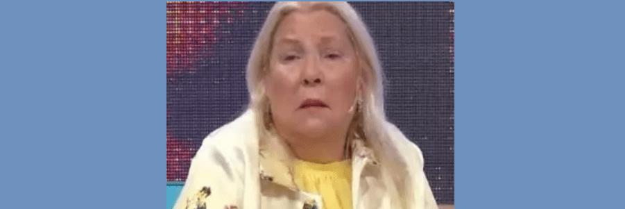 #ElisaCarrio declarada «persona no grata» en Alta Gracia