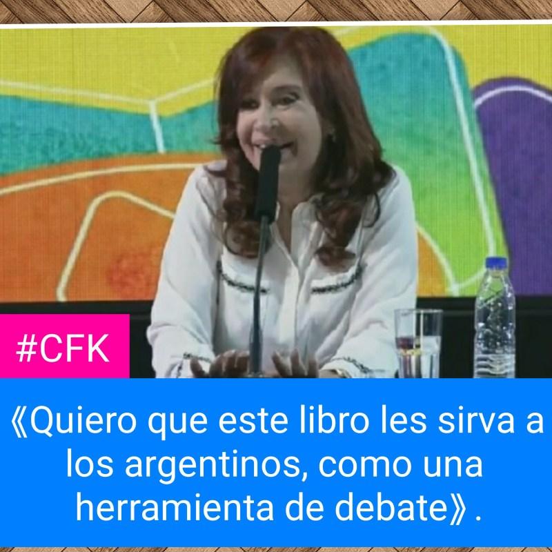 Libro de CFK
