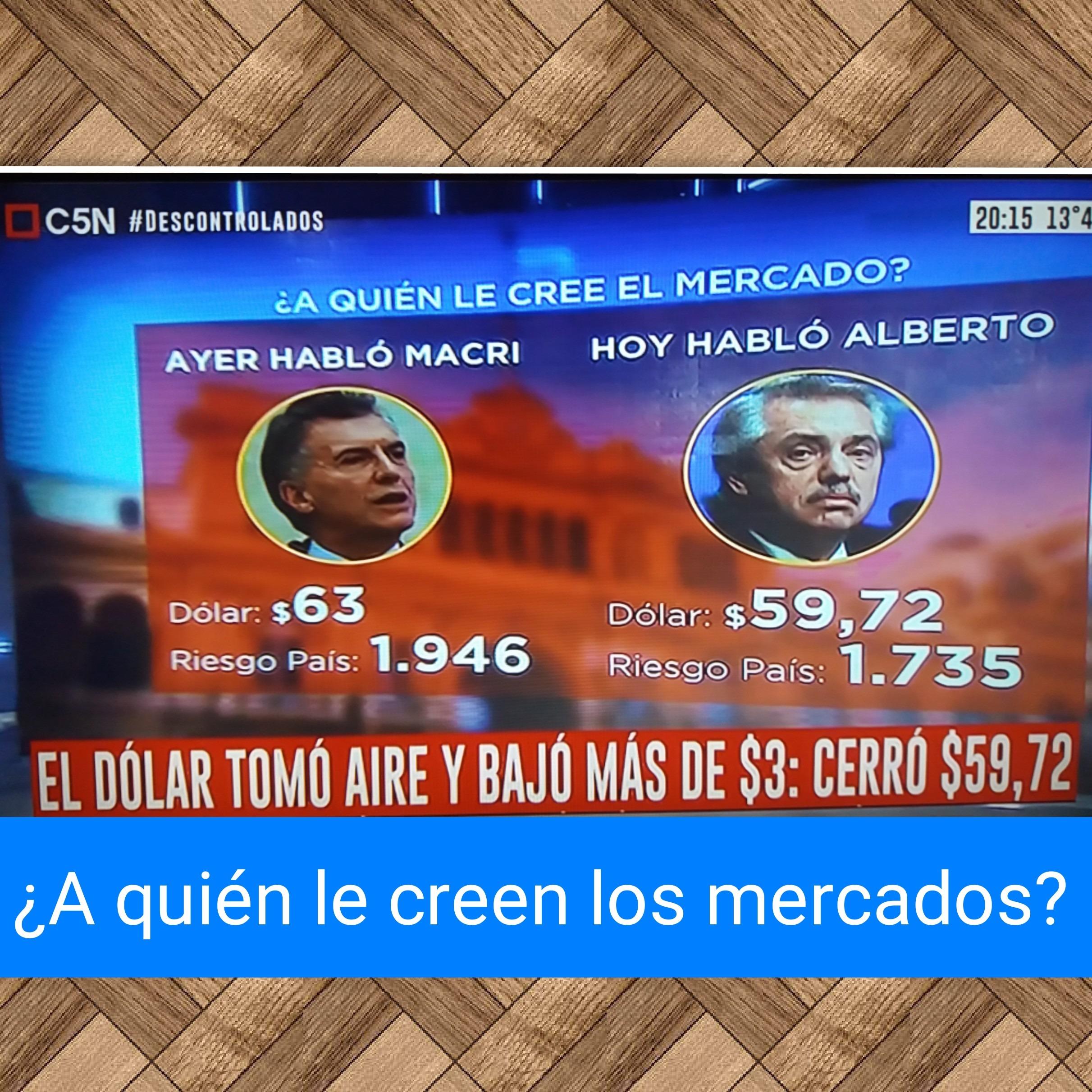 5 motivos por los que perdió Macri
