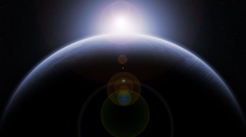 LoganArt, Planeta X, Espacio, Cosmos, Pixabay,