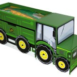 John Deere Tractor Toy Box Set At Gardner White