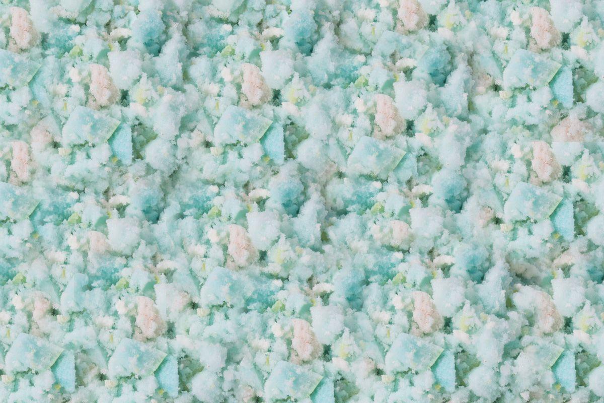 brooklyn bedding shredded premium foam standard pillow