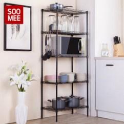 Metal Kitchen Shelf And Bathroom Showrooms 厨房架子金属 多图 价格 图片 天猫精选