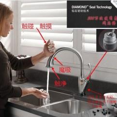 Brizo Kitchen Faucet Vulcan Delta 水龙头 多图 价格 图片 天猫精选 Brizo厨房龙头