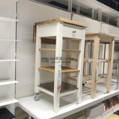 Oak Kitchen Cart Contractor Nj 斯坦托厨房推车 多图 价格 图片 天猫精选 999 00
