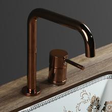 gold kitchen faucet types of countertops 玫瑰金厨房龙头 多图 价格 图片 天猫精选 金厨房龙头