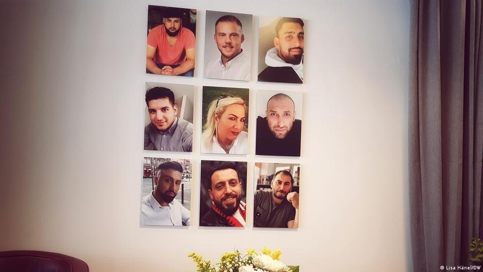 Les victimes de Hanau au bureau de l'Initiative du 19 février | Photo : Lisa Hänel/DW