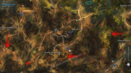 Wyvern Nest  Guild Wars 2 Life
