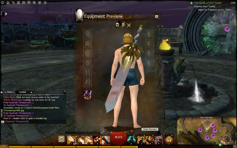 legendary items gw2 twilight
