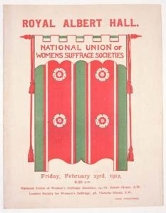 Documentary Heritage of the Womens Suffrage Movement in Britain 1865 1928