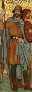 William Hole, Calgacus, Scottish National Portrait Gallery, Edinburgh