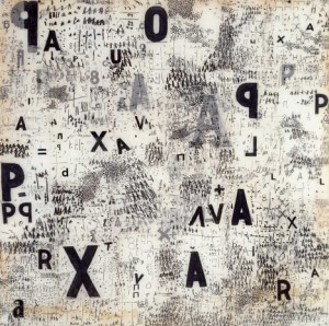 Mira Schendel, Graphic object