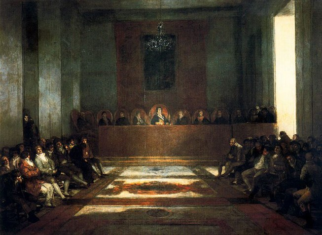 Goya, The Philippines Assembly (1815)