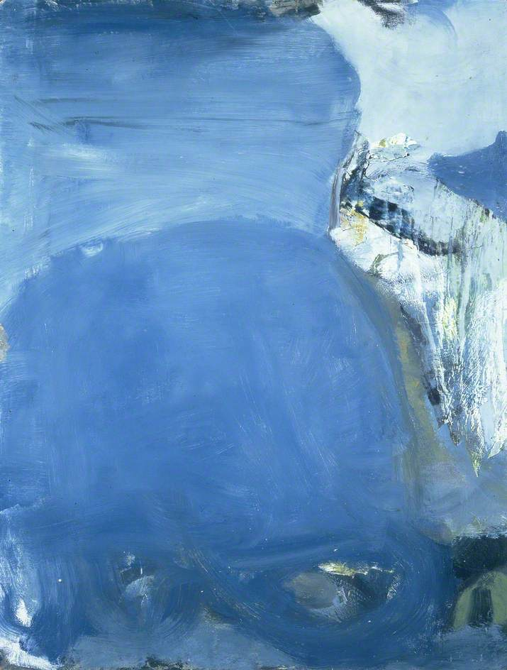 Image result for peter lanyon silent coast