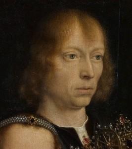 Gerard David self-portrait