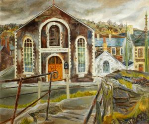 Grainger, Esther; Baptist Chapel, Pontypridd; Pontypridd Museum; http://www.artuk.org/artworks/baptist-chapel-pontypridd-156555