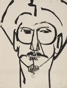 ezra-pound-drawing