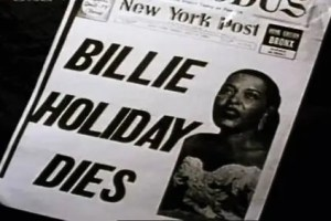 Billie Holiday's last day