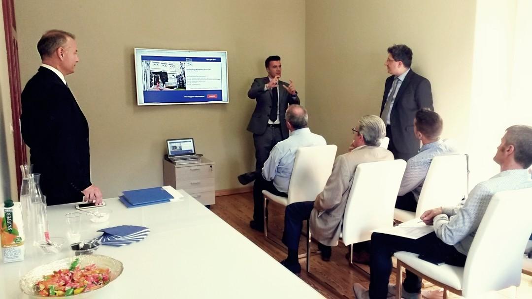 EVENTI IN CANTON TICINO 25  Goodwill Asset Management SA